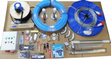 Pump kit, Submersible, 4""